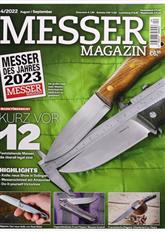 Messer Magazin Abo