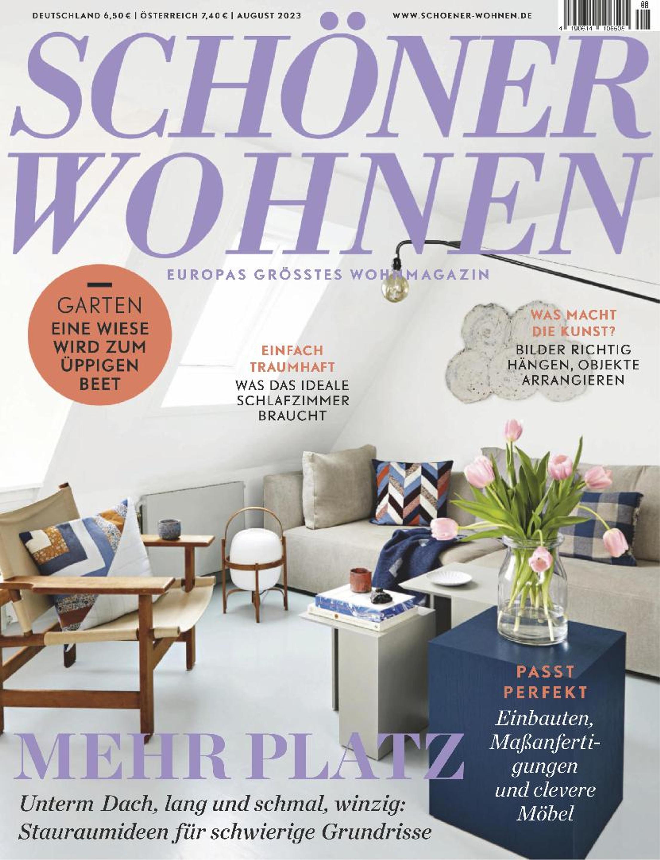 sch ner wohnen abo sch ner wohnen probe abo sch ner wohnen geschenkabo bei presseplus. Black Bedroom Furniture Sets. Home Design Ideas
